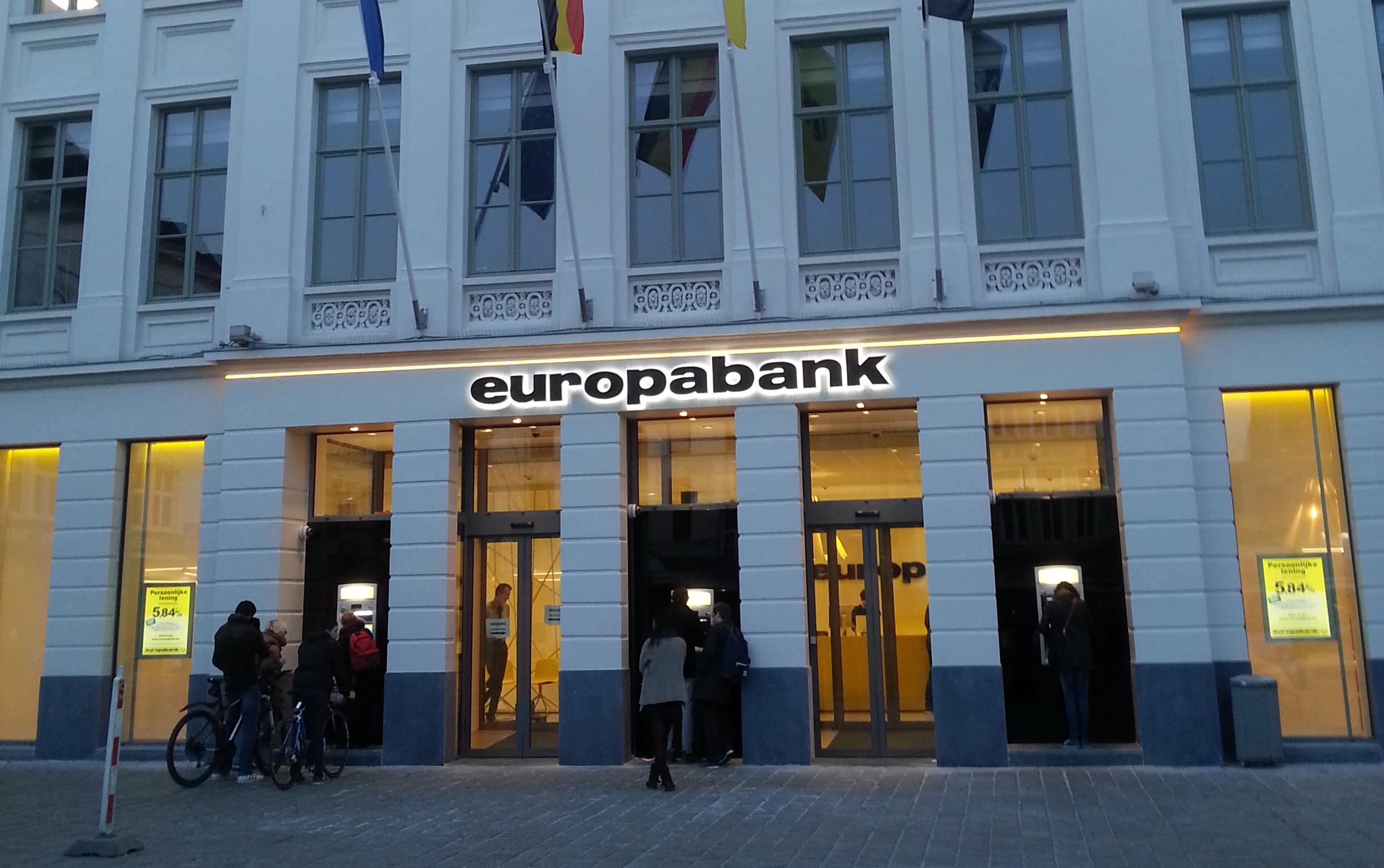 Europabank Gent